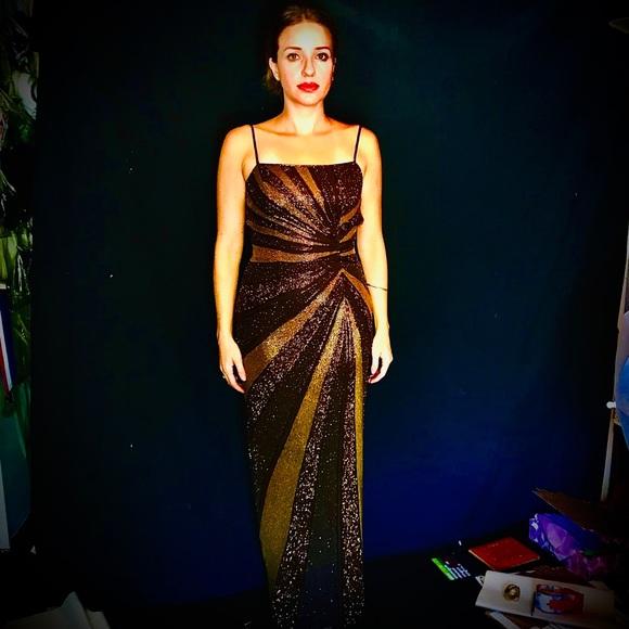 Lillie Rubin Dresses & Skirts - Lillie Rubin beaded full length evening gown